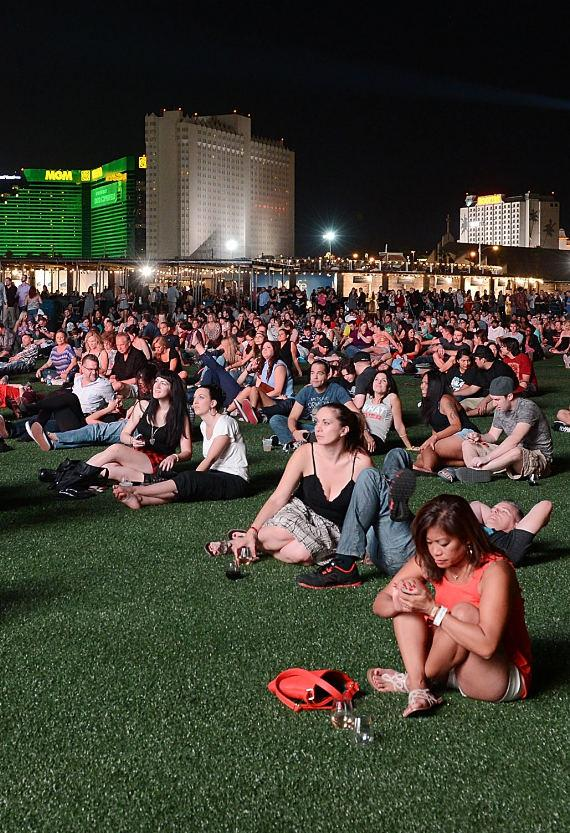Ninth Annual Wine Amplified Festival at the MGM Resorts Village