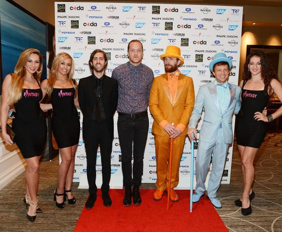 """Imagine Dragons Host """"Imagine a World without Cancer Gala"""" with Live Performance to Benefit The Tyler Robinson Foundation"""