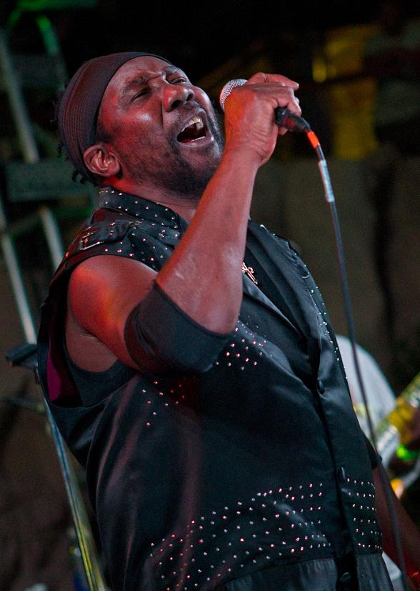 Toots & the Maytals perform at Friday Night Live