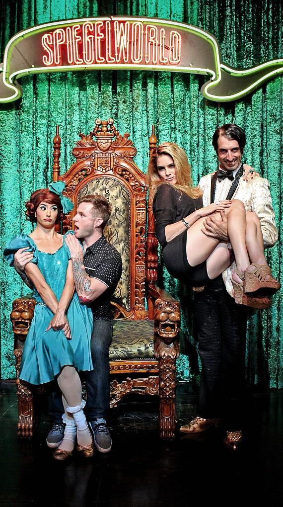 For ticket or more information on ABSINTHE, please visit www.AbsintheVegas.com.