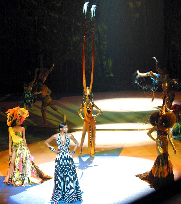 One Night for ONE DROP: Eight Cirque du Soleil Shows Come Together on March 1, 2014