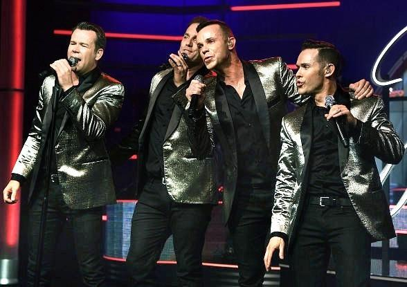 Australian Pop Vocal Group Human Nature Launches All-New Show
