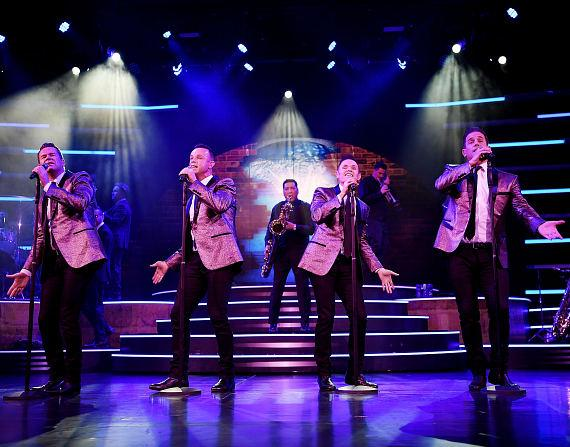 """Australian Pop Vocal Group Human Nature Launches All-New Show """"Jukebox"""" at The Venetian Las Vegas"""