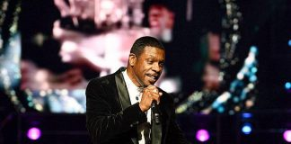 """Keith Sweat Opens his New Show """"Keith Sweat: Last Forever"""" at The Flamingo Las Vegas"""