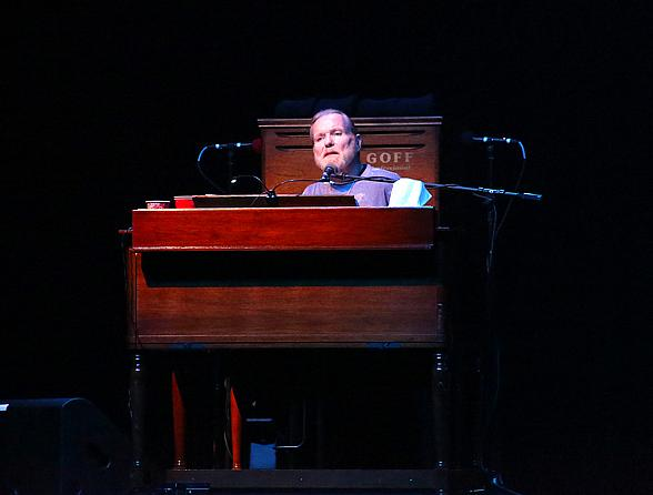 Gregg Allman Performs at The Palms in Las Vegas