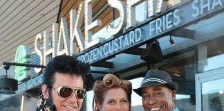Stripside Weddings with Elvis at Shack Shake at New York-New York Hotel and Casino