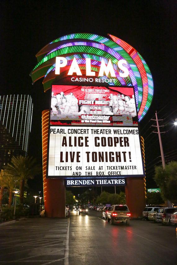 Marquee at Palms Casino Resort