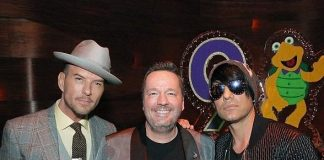 Matt Goss and Criss Angel Attend Terry Fator's 9th Anniversary at The Mirage, Fator Debuts Michael Jackson and Paul McCartney Puppets