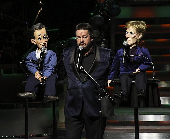 Terry Fator Adds New 'Celebrity' Cast Member to