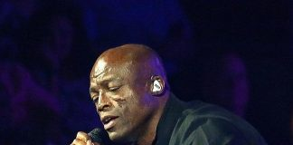 Seal Brings Good Vibes to the Pearl Concert Theater at Palms Casino Resort in Las Vegas