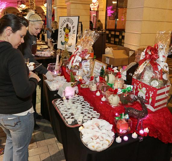 Photo from a previous year's Cheers to Chocolate event