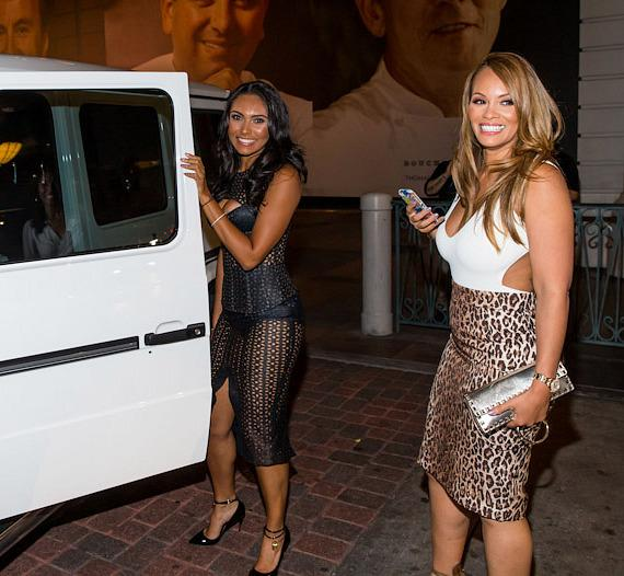 Evelyn Lozada Surprises Daughter Shaniece Hairston with New Mercedes Benz G550