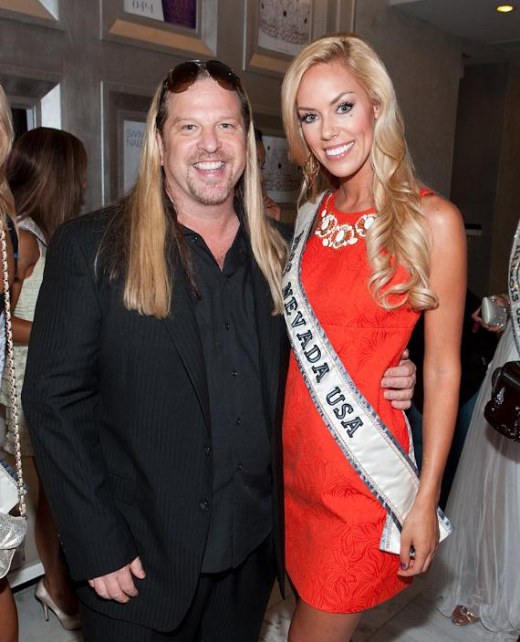 Michael Boychuck and Miss Nevada, Sarah Chapman