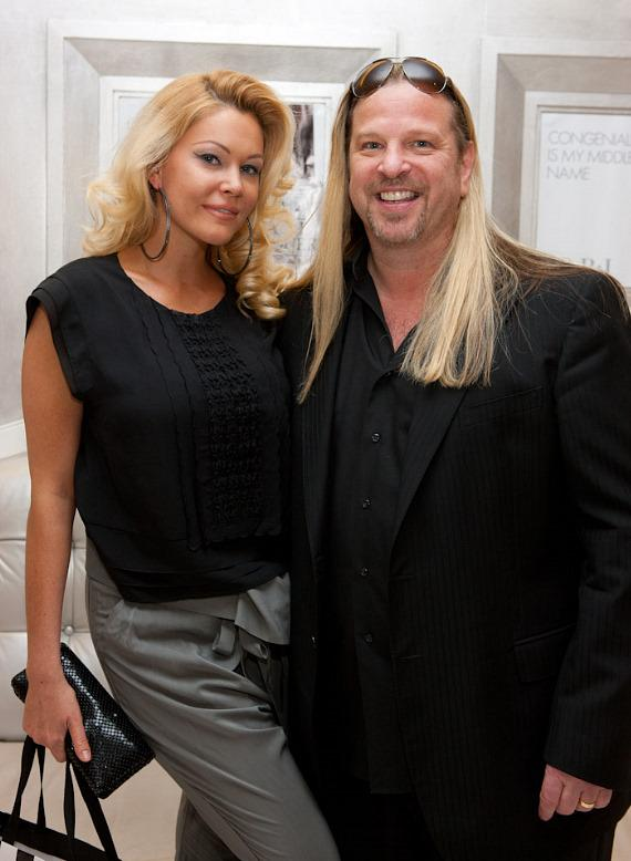 Shanna Moakler with Michael Boychuck