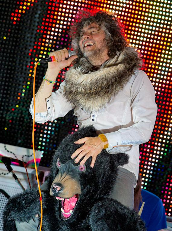 The Flaming Lips perform at The Cosmopolitan of Las Vegas
