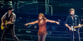 "Reba, Brooks & Dunn return to The Colosseum for Nine July Shows and Offer Fans a Live Look into Rehearsal of their Hit Residency ""Together in Vegas"""