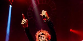 Sammy Hagar of Chickenfoot at The Joint at Hard Rock Hotel & Casino