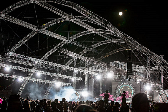 Electric Daisy Carnival Photo Gallery: Day 1
