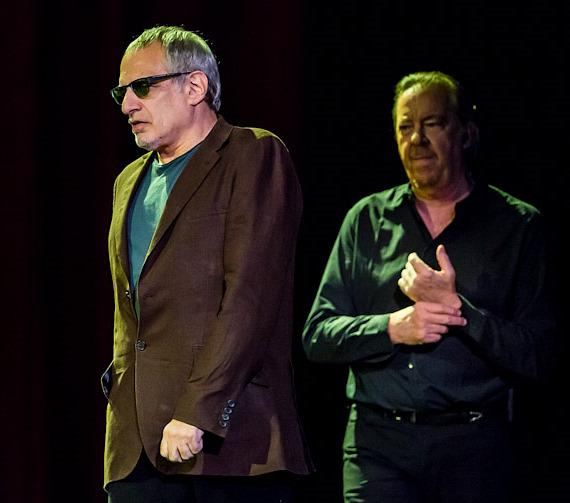 Donald Fagen and Boz Scaggs
