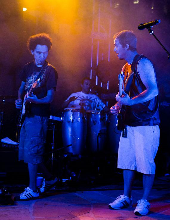 Slightly Stoopid performs at Friday Night Live