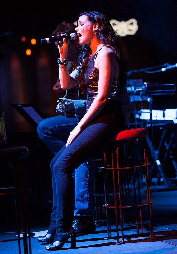Jordan Kate Mitchell performs at Brooklyn Bowl Las Vegas