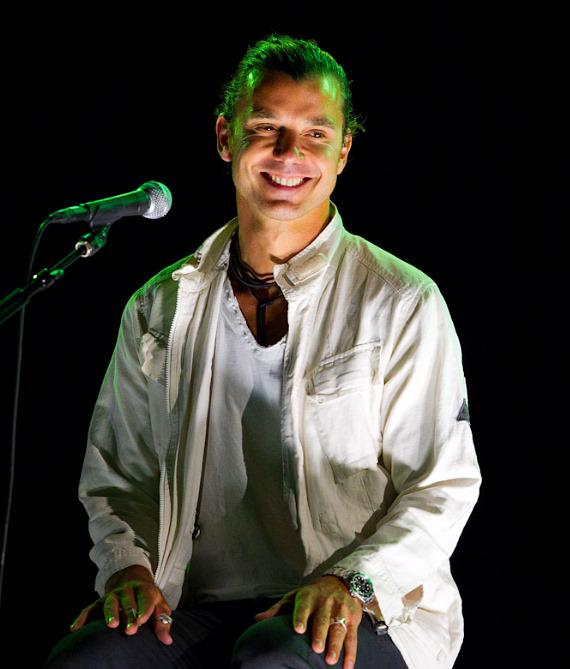 Gavin Rossdale performs at Simon G. Jewelry's Exclusive Summer Soiree
