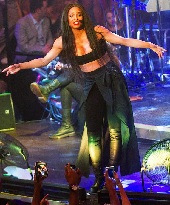 """Ciara celebrates """"Jackie"""" album and tour with Live Concert at Drai's Nightclub at The Cromwell in Las Vegas"""