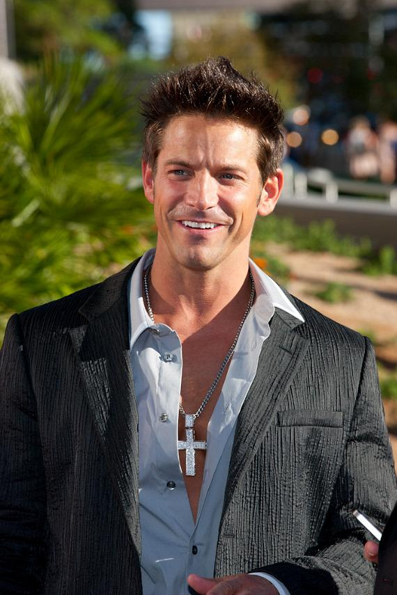 Chippendales headliner Jeff Timmons