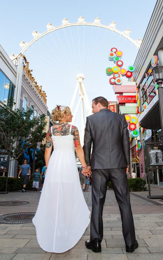 """Be a Part of History in Las Vegas on 12/13/14 and Say """"I Do"""" for Free on The High Roller-588"""