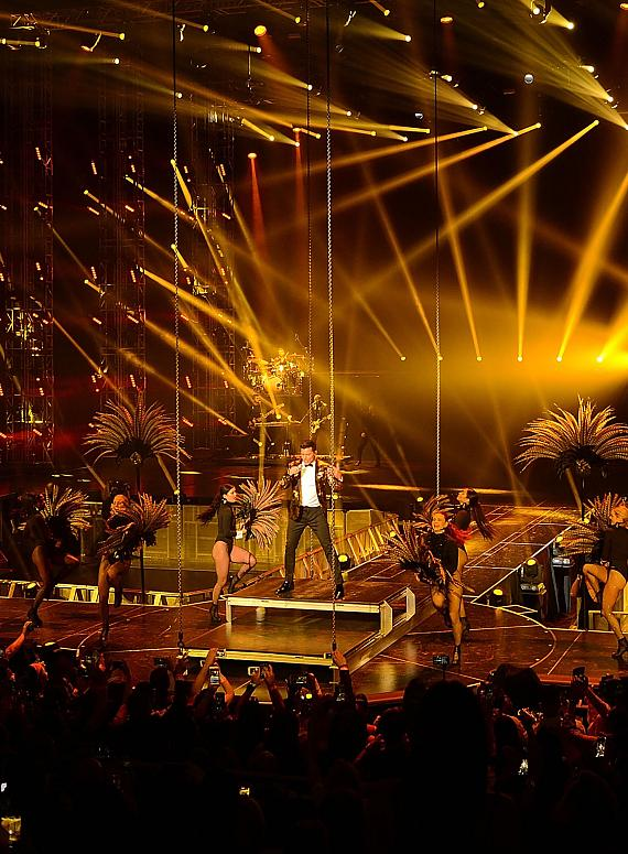 """Ricky Martin """"All In"""" Returns to Monte Carlo Resort and Casino June 23–July 2"""