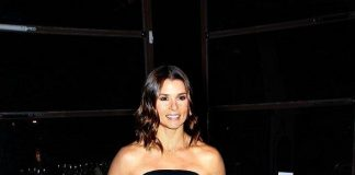 Retired Race Car Driver, Danica Patrick Hosts a Wine Diner at Marche Bacchus French Bistro & Wine Shop at Lakeside Event Center