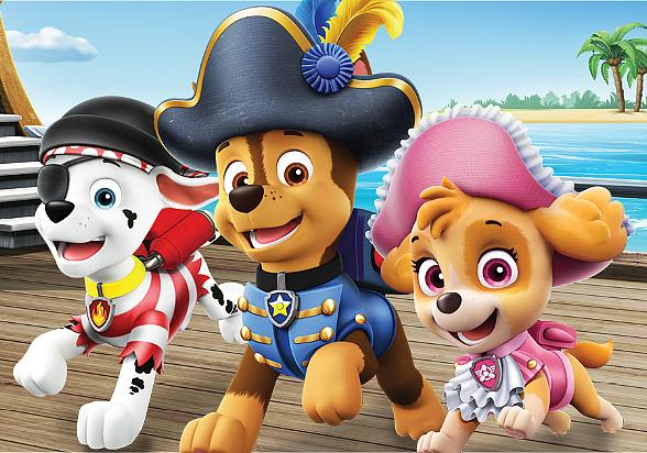 """PAW Patrol Live! """"The Great Pirate Adventure"""" Comes to Orleans Arena in Las Vegas April 5-7"""