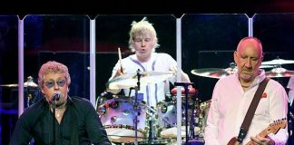 Legendary Rock Band The Who Begins Exclusive Vegas Residency to Sold-Out Crowd at The Colosseum at Caesars Palace