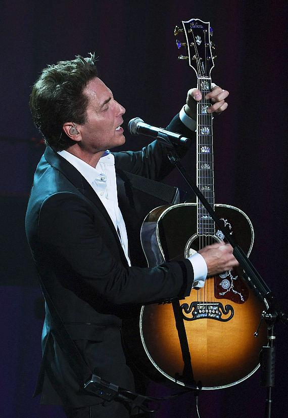 Richard Marx performs in the Donny & Marie Showroom at Flamingo Las Vegas