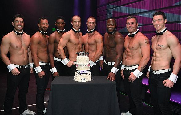 Chippendales – the #1 Male Revue in the World - Celebrates 7000 Performances at Rio All-Suite Hotel & Casino in Las Vegas