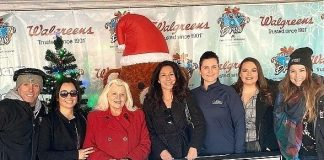 IREM 99 Donates $2000 and Bikes to the 21st Annual 98.5 KLUC Chet Buchanan Show Toy Drive