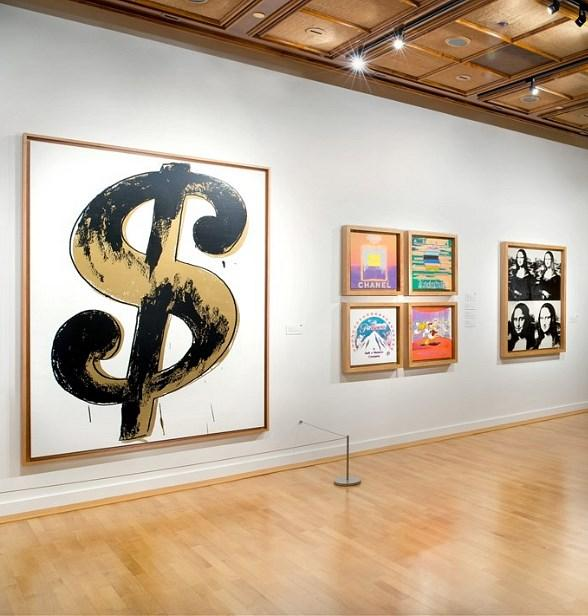 """Bellagio Gallery of Fine Art in Las Vegas Extends """"Warhol Out West"""" Through January 2, 2014"""