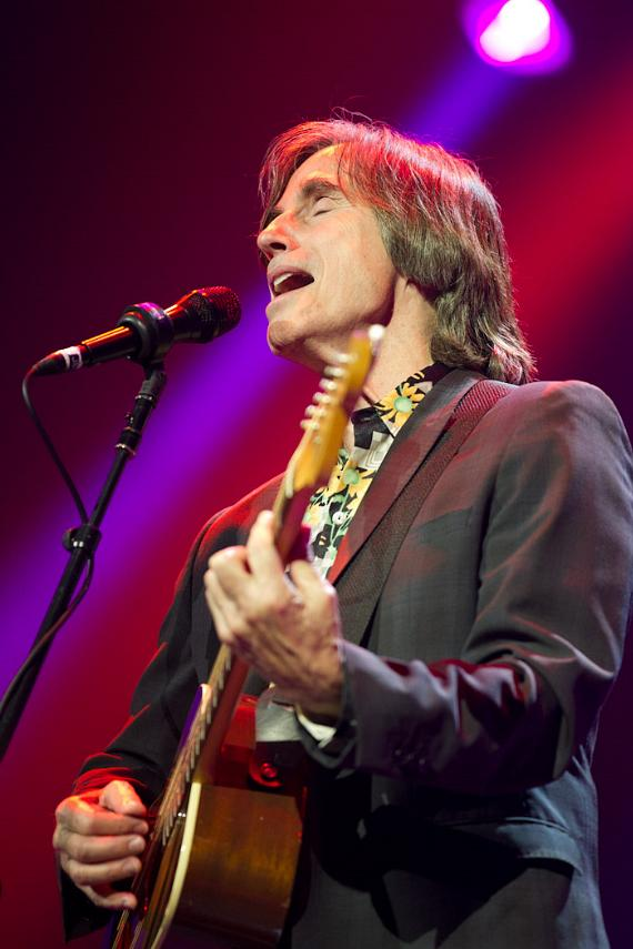 Jackson Browne performs at The Joint at Hard Rock Hotel
