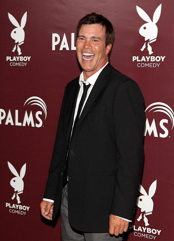 Cort McCown at Playboy Comedy at The Palms Casino Resort