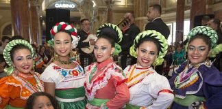 The Forum Shops at Caesars Palace Is the Official Host for Mexican Independence Day Celebrations in Las Vegas (El Grito)