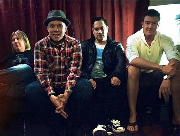 Smash Magazine Presents The Ataris and The 'So Long, Astoria' Reunion Tour Mar. 1, 2014