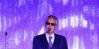 "Keep Memory Alive Hosts ""An Extraordinary Evening with Andrea Bocelli"""