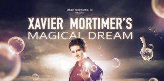 """Xavier Mortimer's """"Magical Dream"""" Astounds Audiences at Sin City Theater at Planet Hollywood Resort & Casino"""