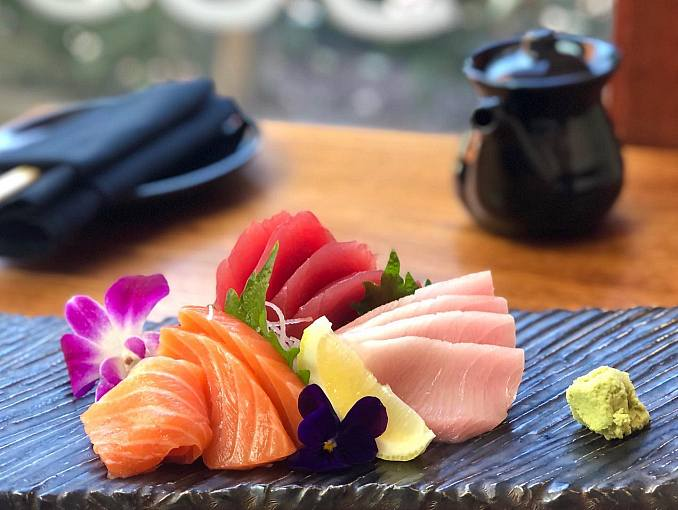 Sushi Roku Las Vegas Reopens at the Forum Shops Caesars Palace on July 1