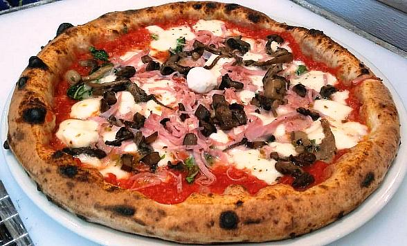 New Menu Offerings and Online Ordering Available at Contento Pizzeria and Bar