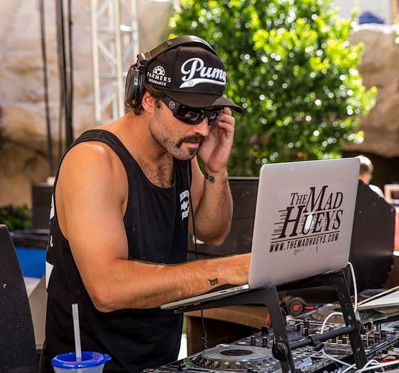 Brody Jenner's Birthday and DJ set at REHAB at Hard Rock Hotel & Casino