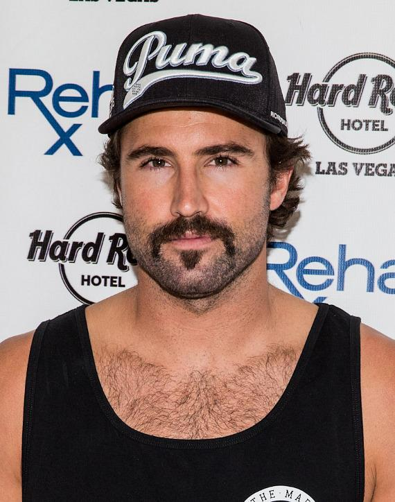 Brody Jenner arrives at REHAB at Hard Rock Hotel & Casino