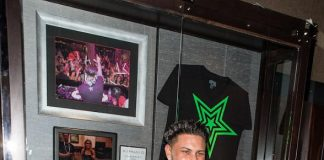 Hard Rock Hotel & Casino Honors DJ Pauly D with Case Dedication