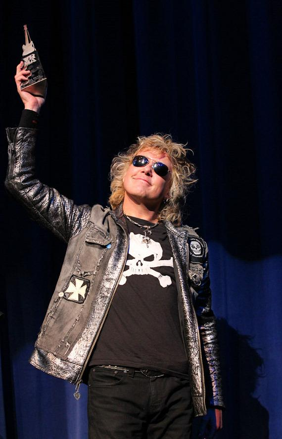 James Kottak from The Scorpions