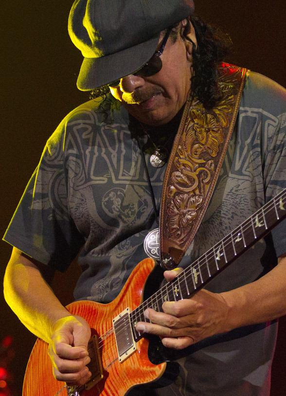Santana at The Joint in Hard Rock Hotel